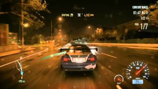 Need for Speed (2015) BMW M3 GTR Gameplay [Xbox One]