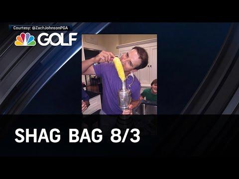 Monday Scramble: Shag Bag 8/3/15 | Golf Channel