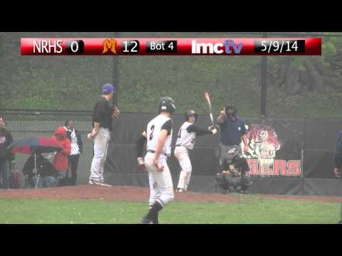 Baseball - New Rochelle at Mamaroneck - 5/9/14