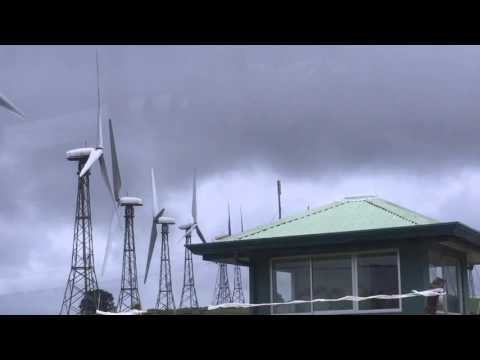 Wind Mills in Costa Rica