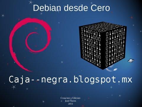 #Debian desde cero - Uso de Debian 7 con Gnome-Shell