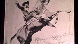 Roy Rogers and  the Sons of the Pioneers perform - Pecos Bill written by Johnny Lange & Eliot Daniel