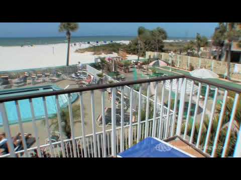 Plaza Beach Resort St Pete Florida