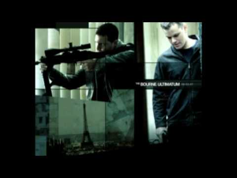The Bourne Soundtrack Theme