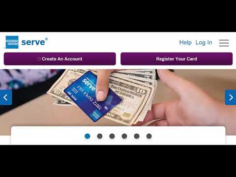 American Express Serve | FREE  Reloads Your Prepaid Debit Account
