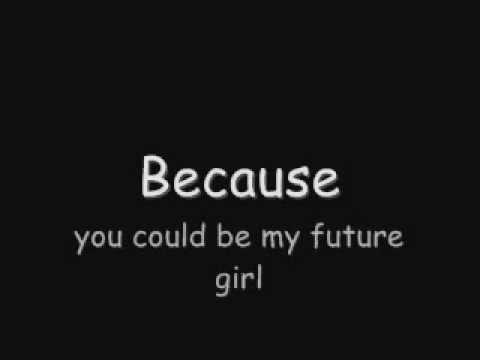 Future Girl- Eric Bellringer Lyrics