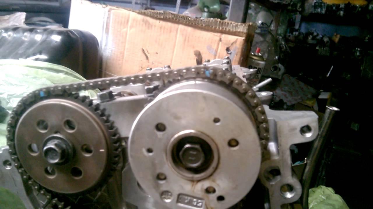 Sicronismo Motor Kia 1 6 Youtube