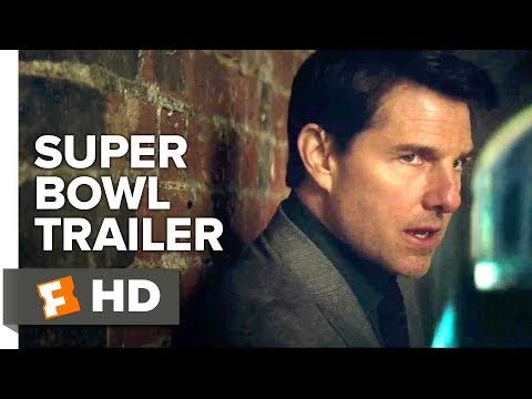 Mission: Impossible - Fallout Super Bowl Trailer | Movieclips Trailers thumbnail
