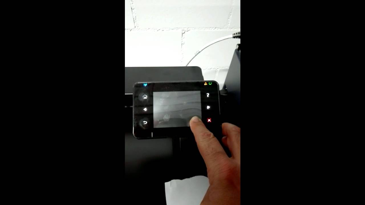 Cold Reset in less than 1 minute M401 M402 Touchscreen Panel Models