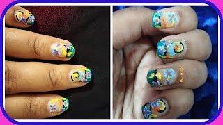 Nail Art tutorial ll [39] ll
