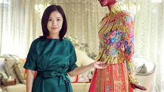 Meet Guo Pei, China's First Haute Couture Designer