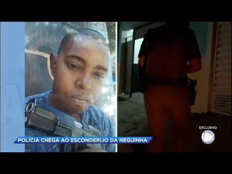 Polícia descobre esconderijo da traficante suspeita de mandar matar PM Juliane