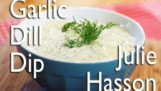 Garlic Dill Dip