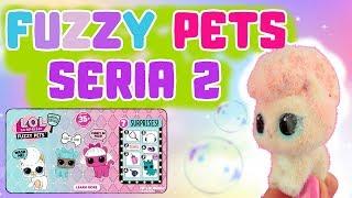 LOL Surprise Fuzzy Pets seria 2  Toys Land
