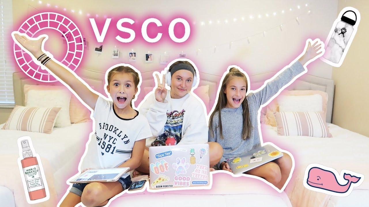 VSCO ROOM MAKEOVER! Its R Life