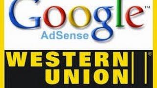 كيف استلم رقم MTCN في Western Union من Adsense