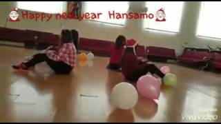 E.X.O-Cristmas Day dance cover by Azerbaijan fans~