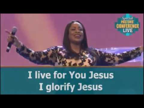 I Live for You | SINACH 2017