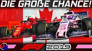 F1 2019 KARRIERE #8 – Montreal, Kanada GP | Let's Play Formel 1 Deutsch Gameplay German