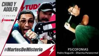 Chino y Adolfo - PSICOFONIAS (Entrevista a Pedro Noguchi)
