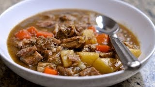 Lamb And Guinness Stew Recipe For Saint Patrick's Day