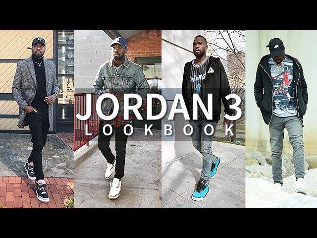 HOW TO STYLE JORDAN 3's   I AM RIO P