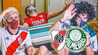 Palmeiras vs River y Santos vs Boca | Semifinales Copa Libertadores 2020 | FIFA 21