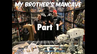 The ULTIMATE SCI-FI TOY COLLECTION - My Brother's Man Cave Part 1