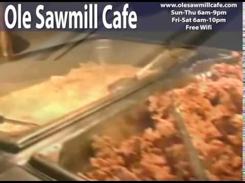 Ole Sawmill Cafe Forrest City