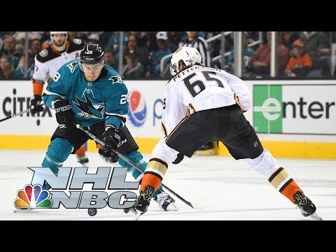 Ducks vs. Sharks I Game 4 Highlights I NHL Stanley Cup Playoffs I NBC Sports