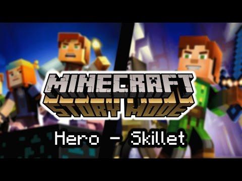 Minecraft: Story Mode | Hero - Skillet