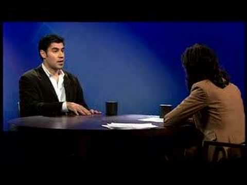 Parag Khanna on PBS Foreign Exchange with Daljit Dhaliwal
