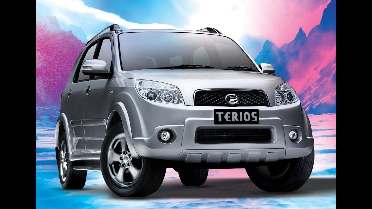 New Daihatsu Terios 2014