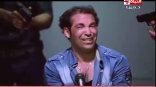 """شاهد إنهيار سعد الصغير فى البكاء ويلطم من شدة الخوف """"أنا مبعرفش أقرا وأكتب"""""""