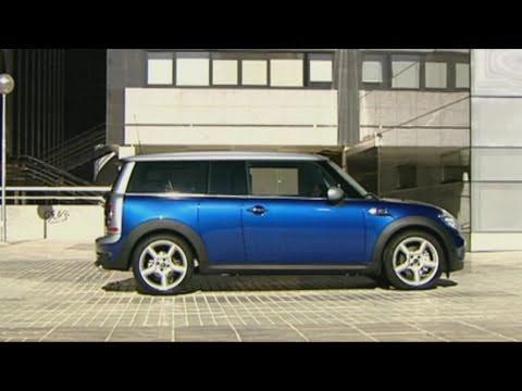 Mini Cooper S Clubman Youtube