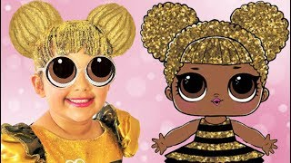 LOL Surprise Queen Bee   Makeup Halloween Costumes and Toys