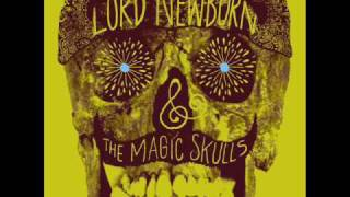 Lord Newborn & The Magic Skulls (Tommy Guerrero, Money Mark & Shawn Lee) - Astro Blue
