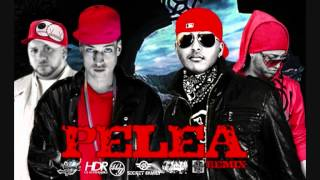 04 Endo Ft. Benny Benni, Randy Y Franco El Gorila - Pelea Remix