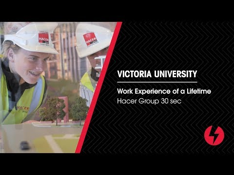 [VU] Work Experience of a Lifetime - Hacer Group 30 sec