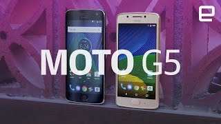 Moto G5 and G5 Plus | Review