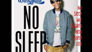 Wiz Khalifa - No Sleep (Lyrics In Description)