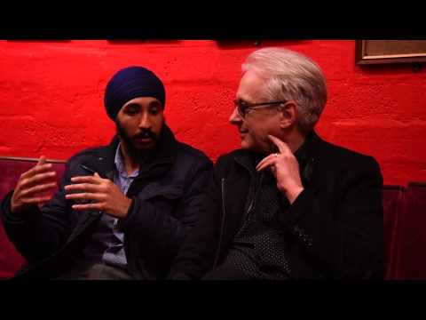 Pre-Cannes Chat With Elliot Grove & Jagjeet Singh - Nikon European Film Festival