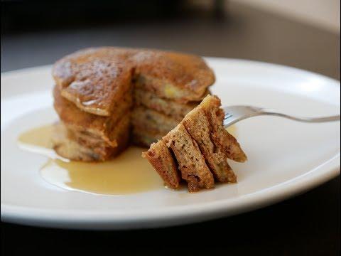 Fluffy Buckwheat Pancakes | Gluten-free & Vegan | Easy Breakfast Recipe |