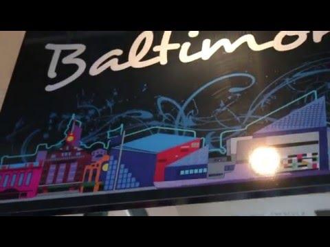Baltimore City Tour