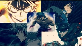 Top 10 Anime [Extreme Rage] HD