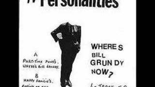 TELEVISION PERSONALITIES - part time punks