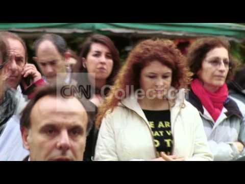 ARGENTINA: PEOPLE STRUGGLING TO MAKE ENDS MEET