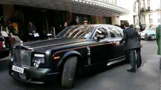 MANSORY - Rolls Royce exterior by Mansory