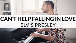 Elvis Presley - Can't Help Falling In Love | Piano Cover