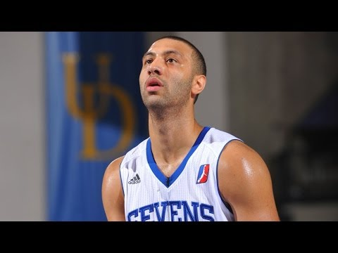 Kendall Marshall All-Access with the Delaware 87ers